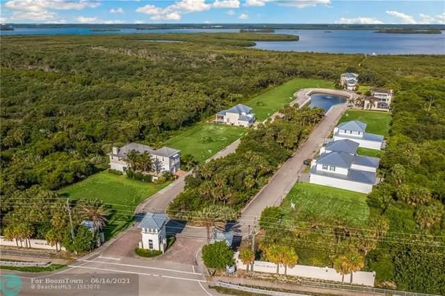 136 Ocean Estates Dr, Hutchinson Island, FL 34949 (MLS #F10289286) :: Castelli Real Estate Services