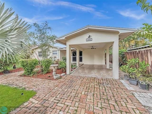 1668 NE 34th Dr, Oakland Park, FL 33334 (#F10289290) :: Michael Kaufman Real Estate