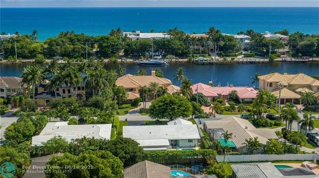 3315 NE 31st Ave, Lighthouse Point, FL 33064 (MLS #F10289291) :: Berkshire Hathaway HomeServices EWM Realty