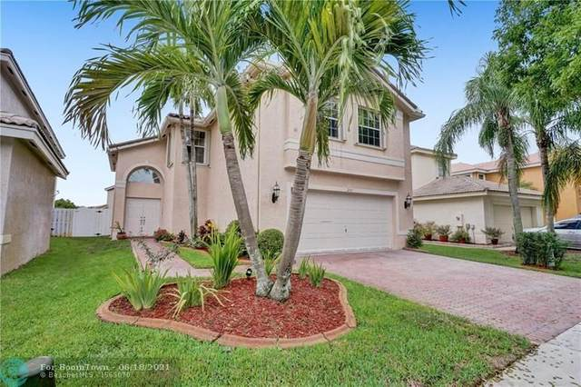 2167 SW 151st Ave, Miramar, FL 33027 (MLS #F10289322) :: Green Realty Properties