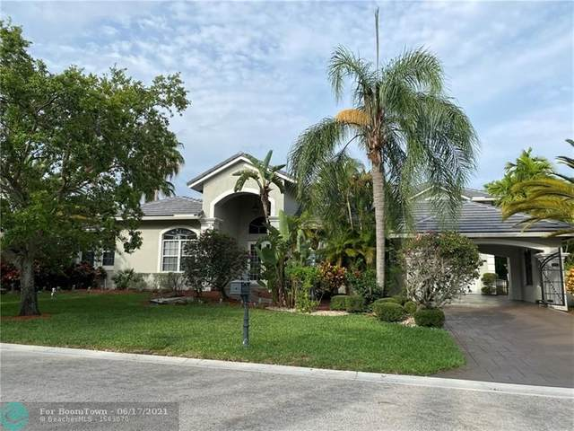 6503 NW 105th Ter, Parkland, FL 33076 (MLS #F10289326) :: United Realty Group