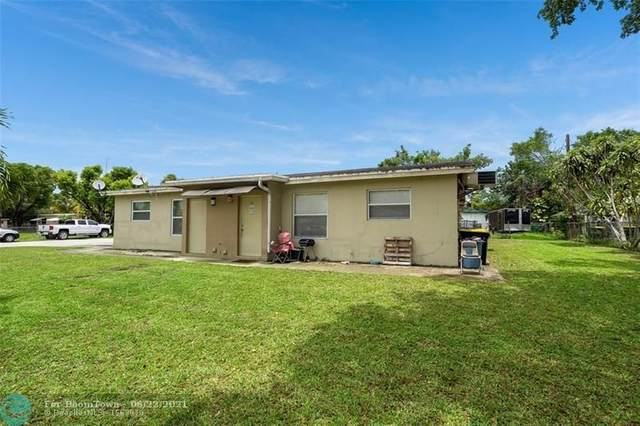 4072 SW 52nd St, Fort Lauderdale, FL 33314 (MLS #F10289330) :: Green Realty Properties