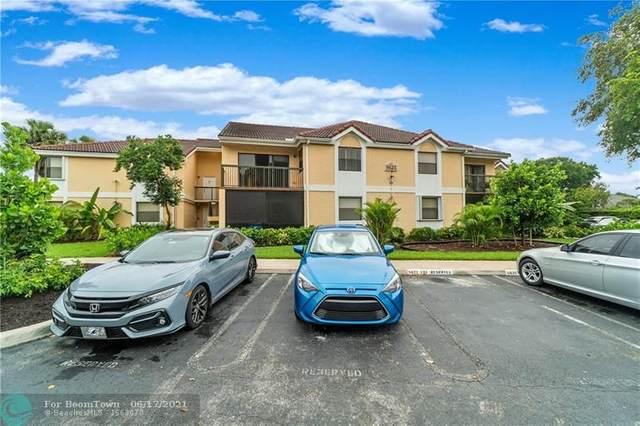 5621 Riverside Dr #203, Coral Springs, FL 33067 (MLS #F10289335) :: United Realty Group