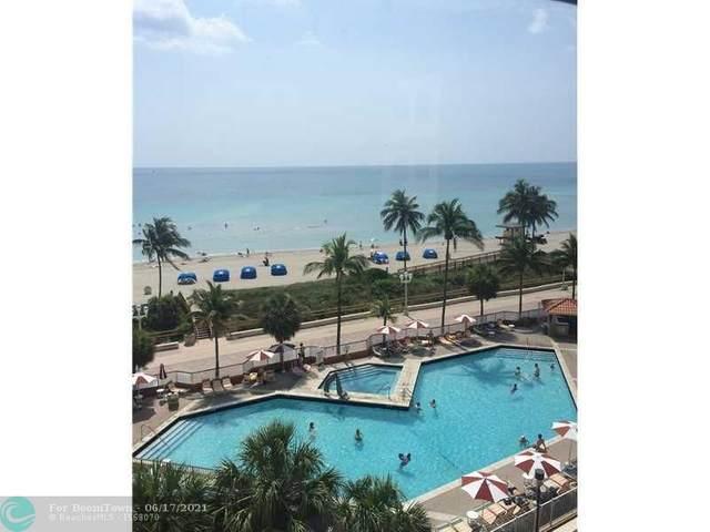 101 N Ocean Dr #691, Hollywood, FL 33019 (#F10289356) :: Posh Properties
