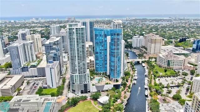 333 Las Olas Way #2405, Fort Lauderdale, FL 33301 (#F10289397) :: Treasure Property Group