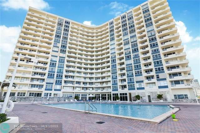 3180 S Ocean Dr #1101, Hallandale Beach, FL 33009 (#F10289429) :: Michael Kaufman Real Estate