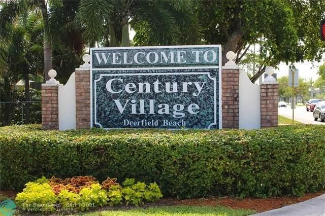419 Durham N, Deerfield Beach, FL 33442 (#F10289441) :: The Power of 2 | Century 21 Tenace Realty