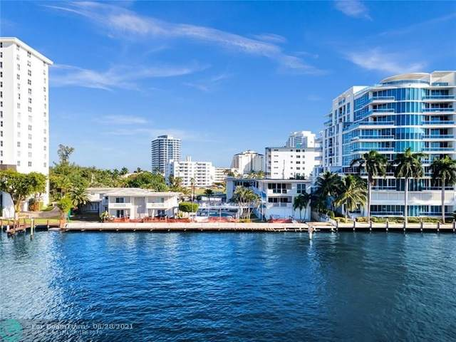 741 Bayshore Dr 24S, Fort Lauderdale, FL 33304 (#F10289450) :: DO Homes Group