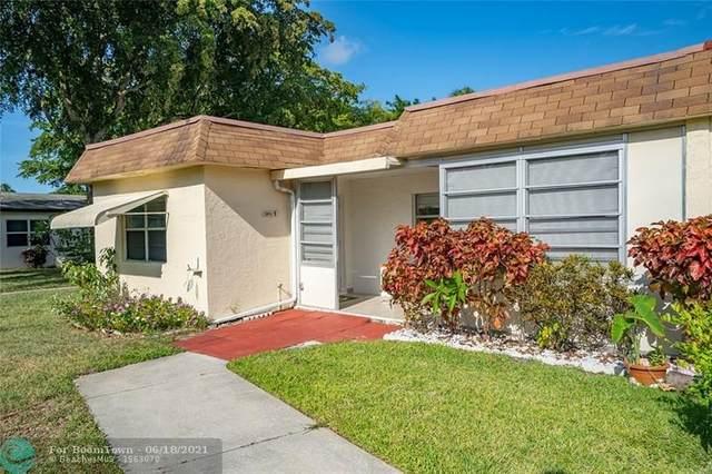 2816 SW Natura Blvd F, Deerfield Beach, FL 33441 (#F10289477) :: Michael Kaufman Real Estate