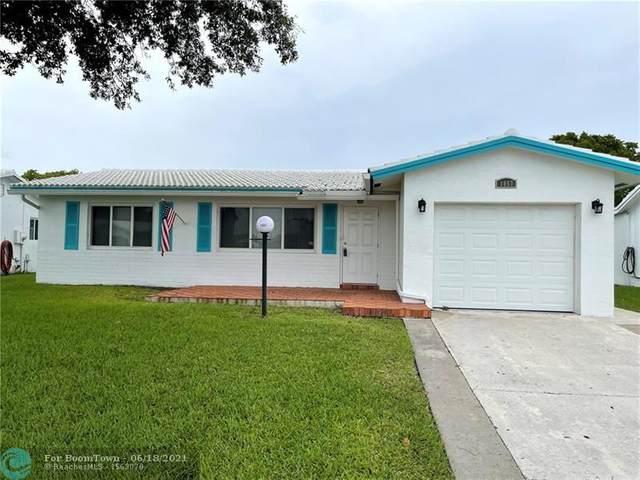 1057 NW 88th Way, Plantation, FL 33322 (MLS #F10289478) :: United Realty Group