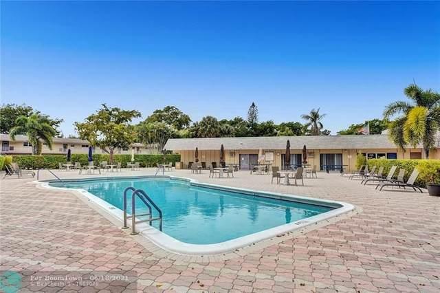 271 NW 76th Ave #201, Margate, FL 33063 (#F10289490) :: Posh Properties