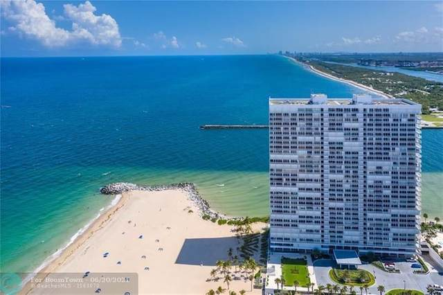 2200 S Ocean Ln #2002, Fort Lauderdale, FL 33316 (MLS #F10289494) :: Green Realty Properties