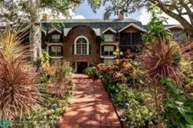 3670 Inverrary Dr 3E, Lauderhill, FL 33319 (#F10289499) :: Baron Real Estate