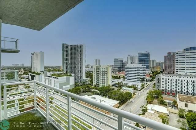315 NE 3rd Ave #1505, Fort Lauderdale, FL 33301 (MLS #F10289504) :: The Paiz Group