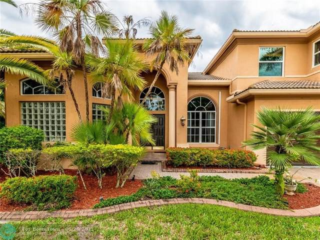 11840 NW 10th Pl, Coral Springs, FL 33071 (#F10289506) :: The Power of 2 | Century 21 Tenace Realty