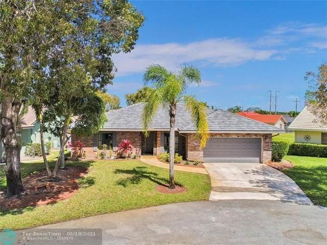 7009 NW 40TH CT, Coral Springs, FL 33065 (MLS #F10289508) :: The DJ & Lindsey Team