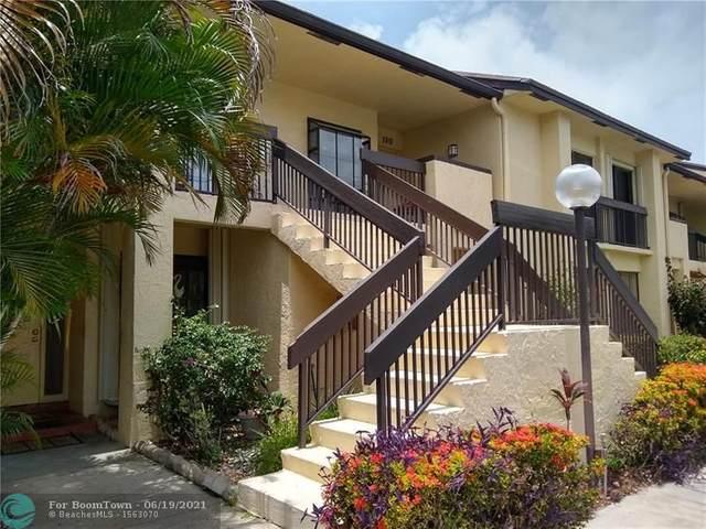 2011 SW 15th St #150, Deerfield Beach, FL 33442 (#F10289510) :: DO Homes Group