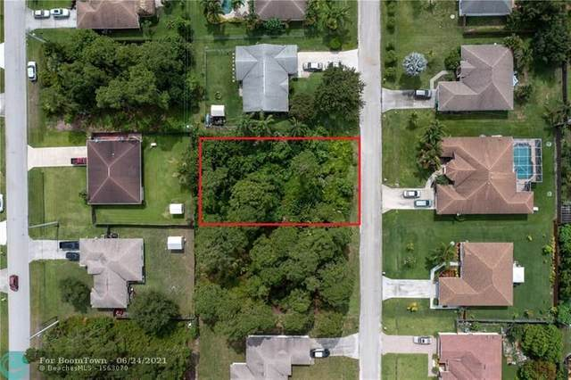 1749 SW Haylake Ave, Port Saint Lucie, FL 34953 (MLS #F10289533) :: Castelli Real Estate Services
