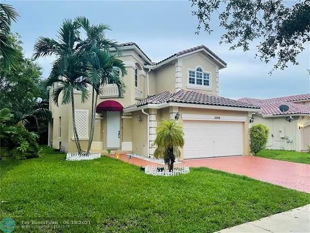 12826 SW 50 CT, Miramar, FL 33027 (MLS #F10289539) :: Green Realty Properties