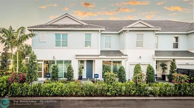 556 Parsons Way, Deerfield Beach, FL 33442 (#F10289541) :: Posh Properties