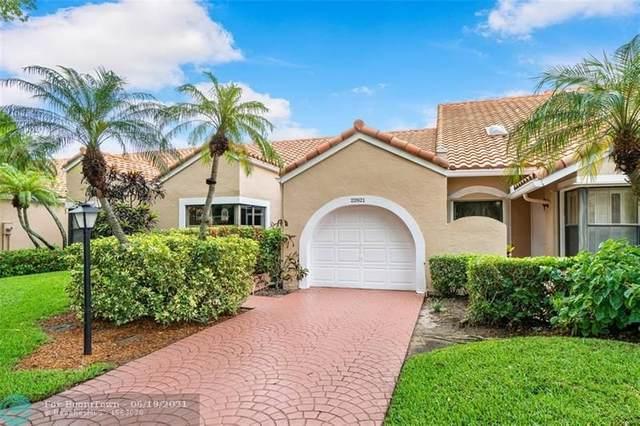 22621 Meridiana Dr #22621, Boca Raton, FL 33433 (#F10289543) :: Posh Properties
