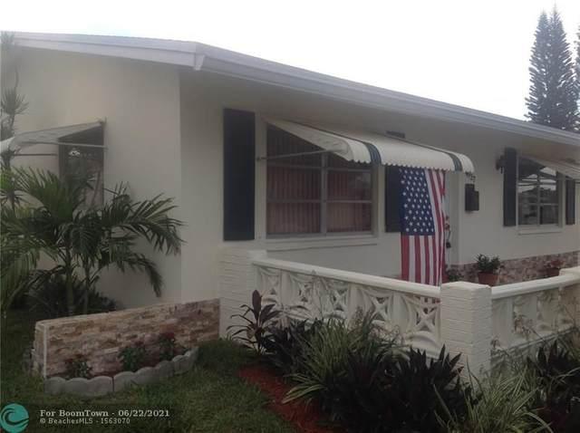 4927 NW 55th St, Tamarac, FL 33319 (#F10289547) :: Michael Kaufman Real Estate