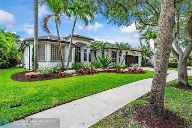 3807 Oak Ridge Cir, Weston, FL 33331 (MLS #F10289551) :: Green Realty Properties