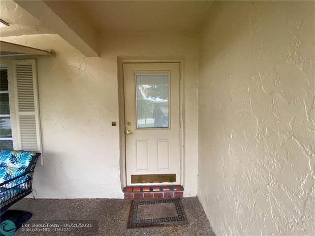 8101 NW 96th Ave, Tamarac, FL 33321 (MLS #F10289563) :: The Paiz Group