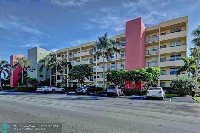 2400 NE 10th St #108, Pompano Beach, FL 33062 (#F10289614) :: Posh Properties