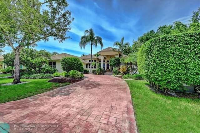 12755 NW 16th Ct, Coral Springs, FL 33071 (#F10289630) :: Dalton Wade