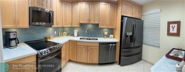 821 Cypress Blvd #112, Pompano Beach, FL 33069 (#F10289639) :: Posh Properties