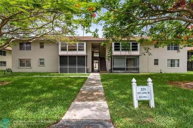 325 W Laurel Dr 5L, Margate, FL 33063 (MLS #F10289669) :: GK Realty Group LLC