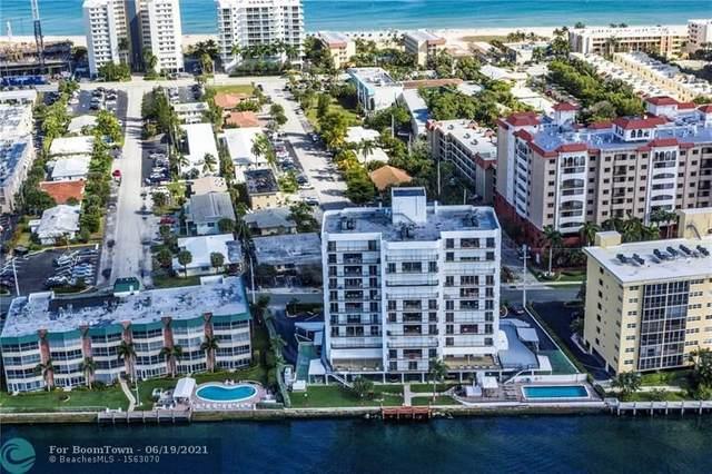 701 N Riverside Dr #903, Pompano Beach, FL 33062 (#F10289674) :: Dalton Wade