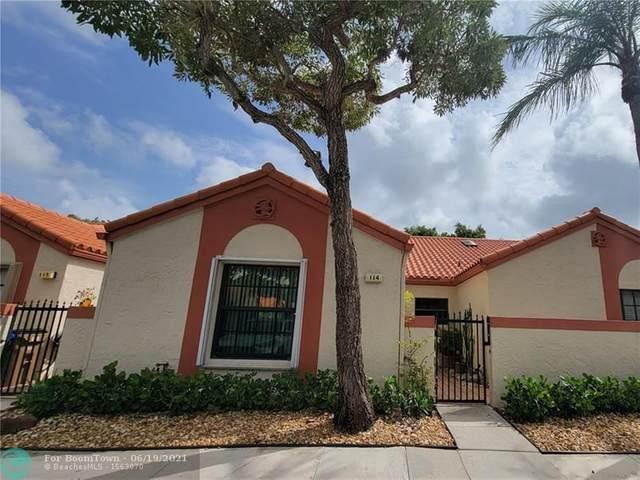 114 Centennial Ct #114, Deerfield Beach, FL 33442 (#F10289685) :: Posh Properties