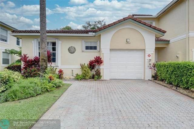 11742 Nw 47th Dr. #11742, Coral Springs, FL 33076 (#F10289695) :: The Rizzuto Woodman Team
