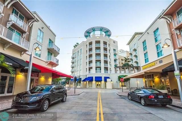 7280 SW 90th St E408, Miami, FL 33156 (#F10289698) :: Treasure Property Group