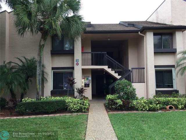 2230 92 TERR #2503, Davie, FL 33324 (MLS #F10289721) :: Green Realty Properties