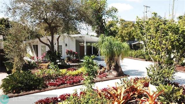 549 NE 11th Ave, Fort Lauderdale, FL 33301 (MLS #F10289736) :: Green Realty Properties