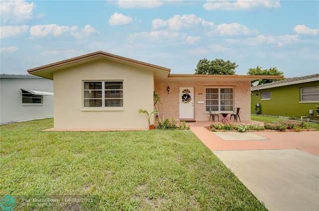 4806 NW 50th Ct, Tamarac, FL 33319 (#F10289740) :: Michael Kaufman Real Estate