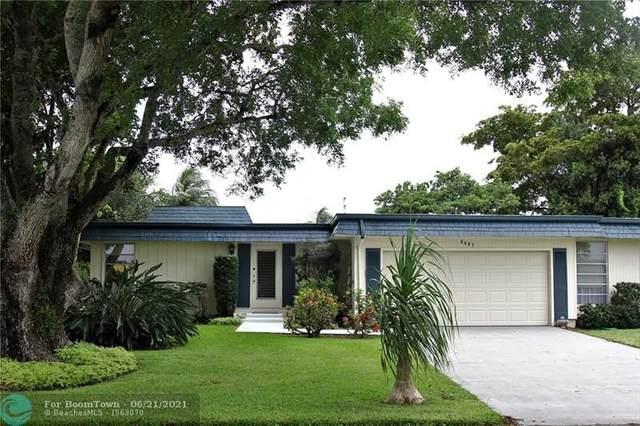 6407 NW 72nd Ave, Tamarac, FL 33321 (#F10289758) :: Michael Kaufman Real Estate