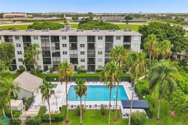 2222 N Cypress Bend Dr #309, Pompano Beach, FL 33069 (MLS #F10289762) :: The Howland Group