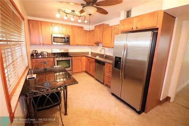 3505 Oaks Way #103, Pompano Beach, FL 33069 (#F10289766) :: Treasure Property Group