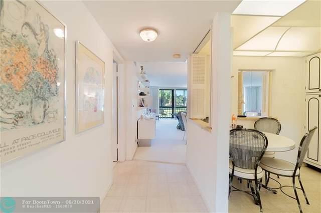 371 S Hollybrook Dr #204, Pembroke Pines, FL 33025 (MLS #F10289777) :: Green Realty Properties