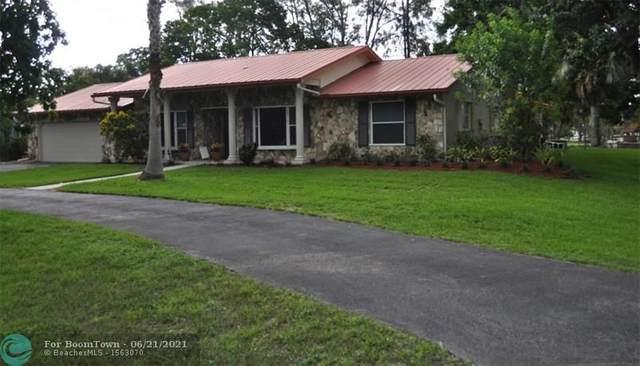 4910 SW 114th Way, Davie, FL 33330 (MLS #F10289805) :: Green Realty Properties