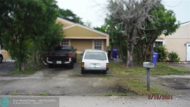 7211 SW 14th St #1, North Lauderdale, FL 33068 (#F10289824) :: Treasure Property Group