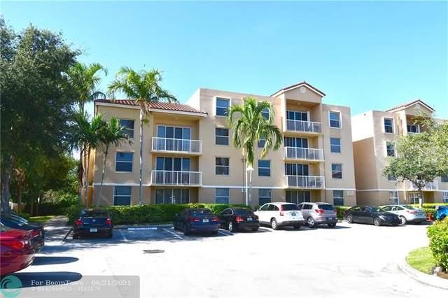 529 E Sheridan St #1021, Dania Beach, FL 33004 (MLS #F10289837) :: The Paiz Group