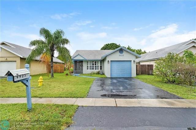 9925 NW 45th St, Sunrise, FL 33351 (MLS #F10289840) :: THE BANNON GROUP at RE/MAX CONSULTANTS REALTY I