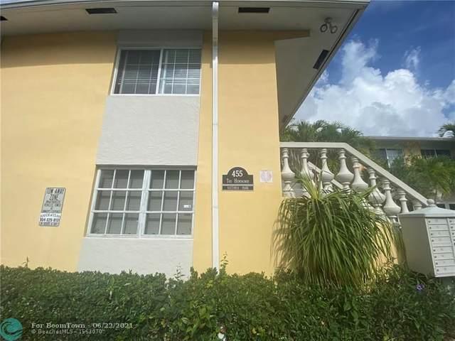 455 NE 16th Ave #10, Fort Lauderdale, FL 33301 (#F10289880) :: The Rizzuto Woodman Team