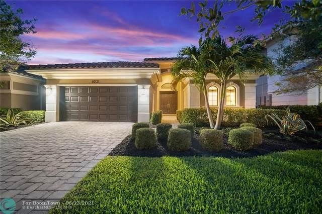 8231 Canopy Ter, Parkland, FL 33076 (#F10289898) :: Michael Kaufman Real Estate