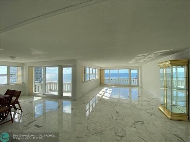 2000 S Ocean Drive #1510, Fort Lauderdale, FL 33316 (#F10289914) :: Dalton Wade